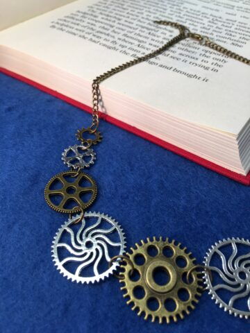 cog necklace